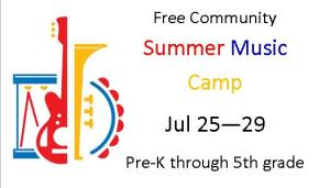 Summer Music Camp